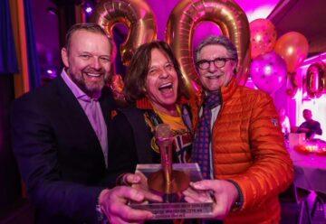 Glanzvolles Jubiläum: 30. Geburtstag der Solidarfonds-Stiftung überzeugt die Fans
