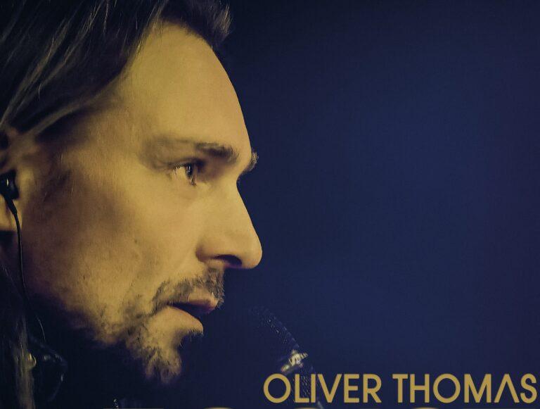 Oliver Thomas: Mut zur Veränderung!
