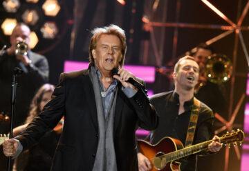 Howard Carpendale: Bei Konzerten kaue ich immer Kaugummi!