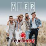 Feuerherz Vier Cover
