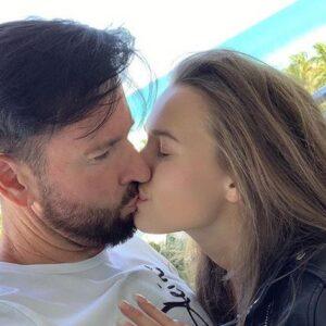 Michael Wendler mit seiner Laura