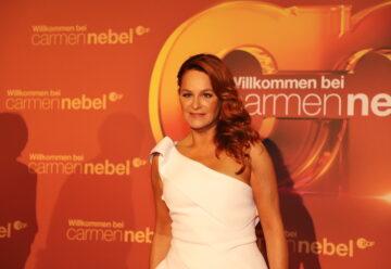 Carmen Nebel: Emotionale Überraschung für Andrea Berg