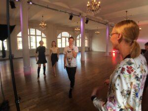 Schlager.de live bei den Let's Dance-Proben