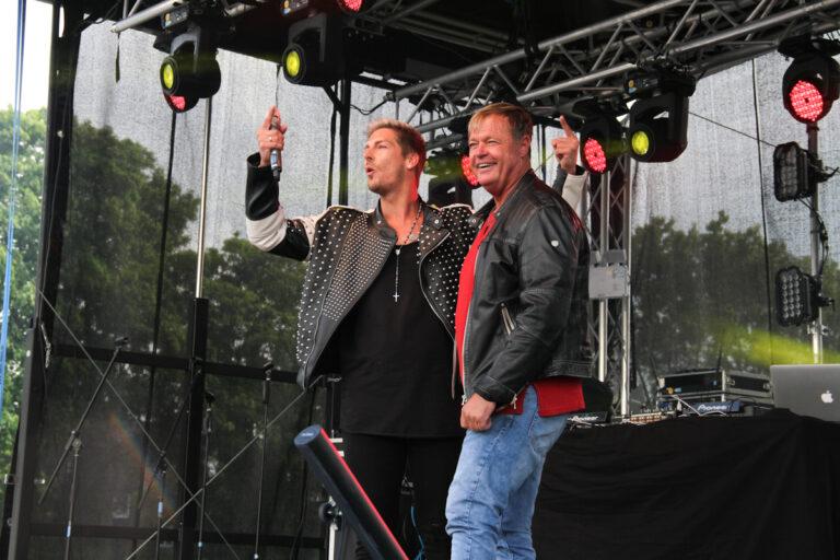 Norman Langen: Große Überraschung für Papa!