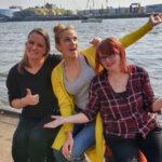 Anni mit Nicole & Tanja