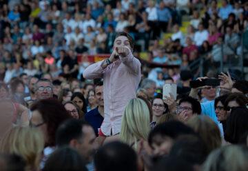 Vincent Gross: Konzertunterbrechung!