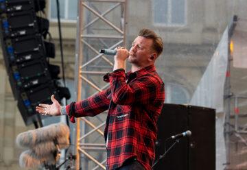 Ben Zucker: Mit neuer Frau auf Tour!