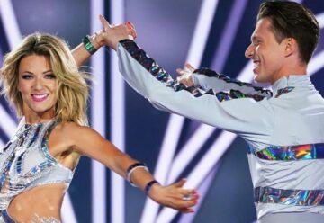 """Bei """"Let's Dance"""": Ella Endlich auf dem zweiten Platz!"""