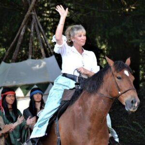 Claudia Jung Karl May-Festspiele 2019