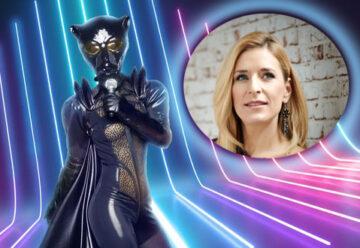 """""""Masked Singer"""": Stefanie Hertel steckte im Panther-Kostüm"""