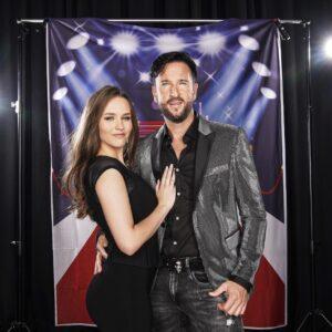Michael Wendler und Freundin Laura Müller