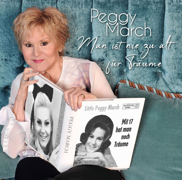 Peggy march nackt
