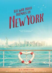 """Das Plakat zum Film """"Ich war noch niemals in New York"""""""