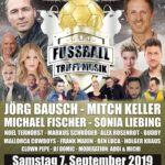 Fussball trifft Musik in Oberhausen