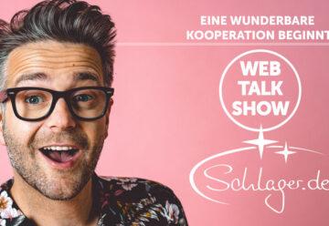 Hier plaudern Schlagerstars über ihre Geheimnisse: Die Webtalkshow auf Schlager.de!