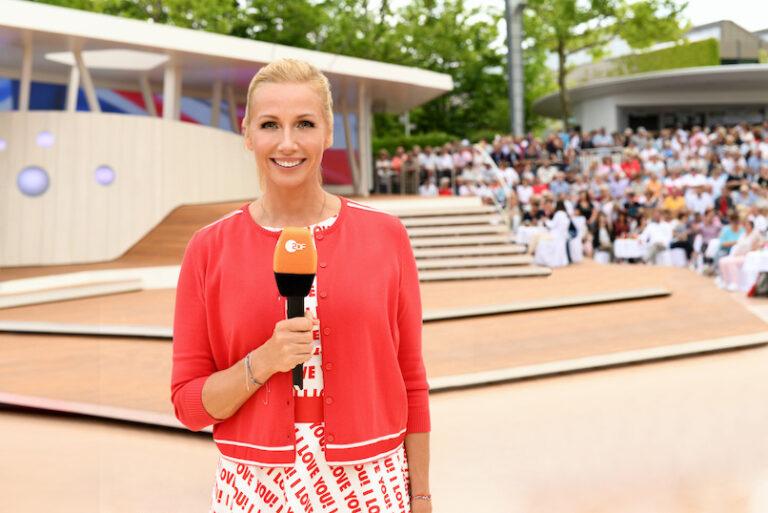 Andrea Kiewel: Diese Gäste eröffnen heute den Fernsehgarten