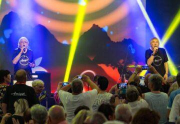 Amigos-Fest – Künstler, Fans und Sonne heizen ein