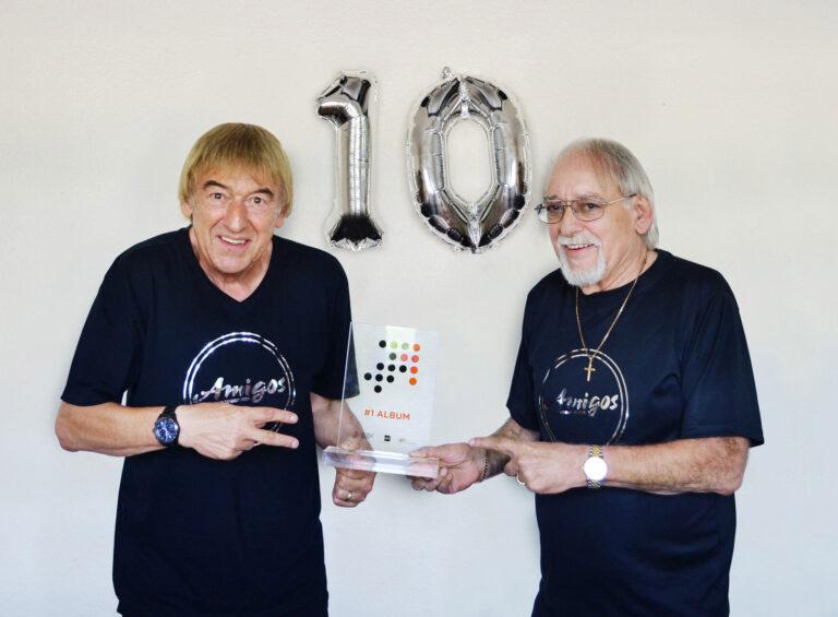 """Amigos: Erfolgreicher als die """"Beatles""""!"""