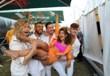 Maria Voskania: Was geht da mit diesem Feuerherz-Sänger?