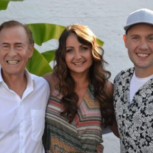 Michael Holm, Eva Luginger & Oli P.
