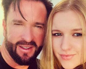 Michael Wendler und seine Tochter Adeline