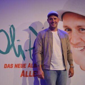 Oli P. Album Release Köln