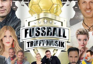 Fussball trifft Musik: Kicken für den guten Zweck!