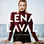 """Albumcover """"Alles & immer"""" Lena Laval"""