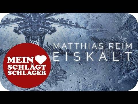Matthias Reim – Eiskalt (Offizielles Lyric Video)