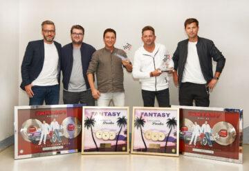 """Fantasy: Mega-Überraschung vor der """"Willkommen bei Carmen Nebel""""-Show"""
