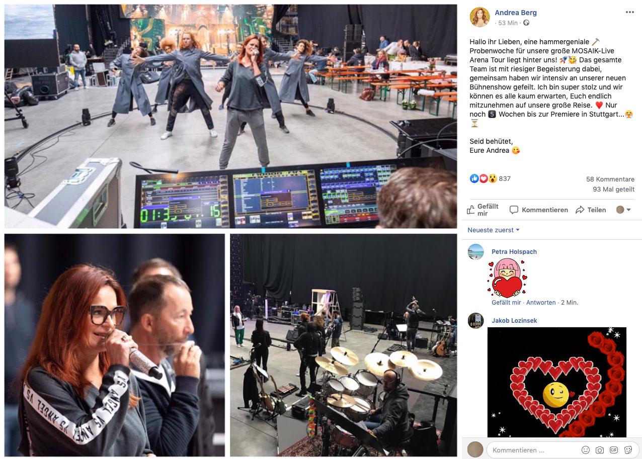 Screenshot-Andrea-Berg-Facebook