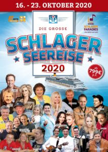 Die große Schlager-Seereise 2020