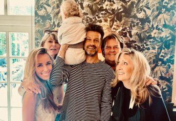 Howard Carpendale: Familienfoto mit der Ex!