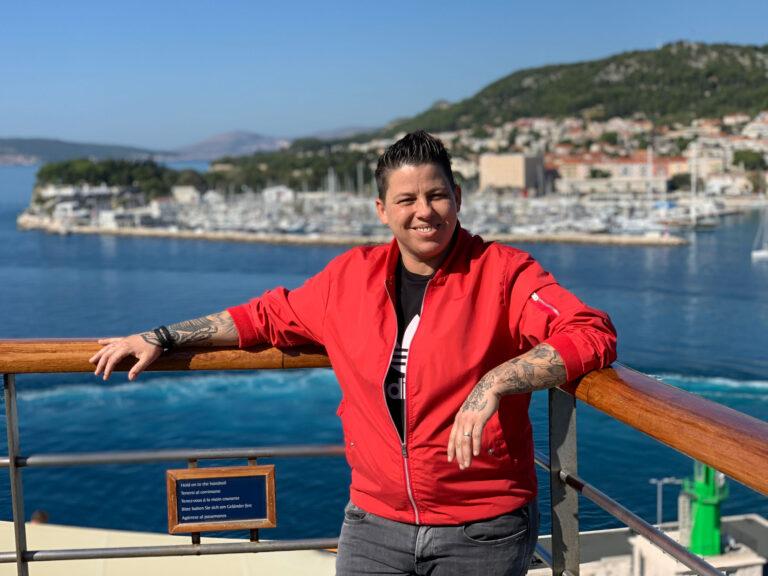 Kerstin Ott: Rührende Geste an ihre Pflegeeltern