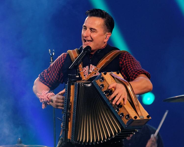 Andreas Gabalier: Endlich steht er wieder auf der Bühne!
