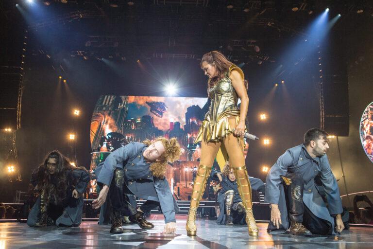 """Andrea Berg – Fulminantes Opening der """"Mosaik""""-Tour"""