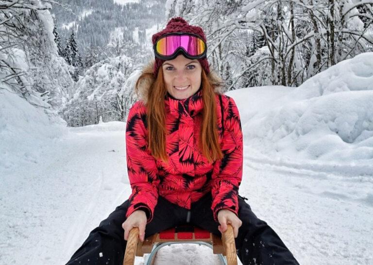 Anni Perka: Warum sie definitiv weiße Weihnachten haben wird!