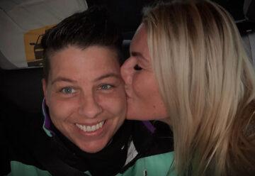 """Kerstin Ott: Heimliche Küsse bei """"Let's Dance""""!"""