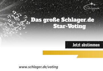 Schlager.de sucht die beliebtesten Schlagerstars 2019