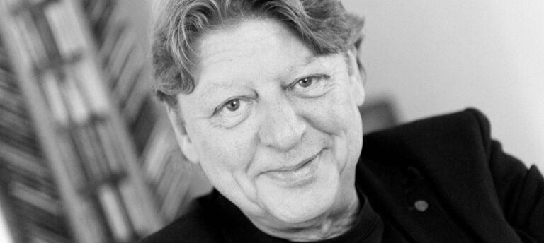 Moderator Walter Freiwald: Er hat den Kampf verloren