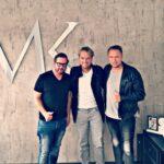 Uwe Omland, Markus Krampe & Noel Terhorst