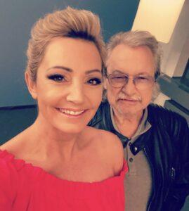 Tanja Lasch mit Vater Burkhard