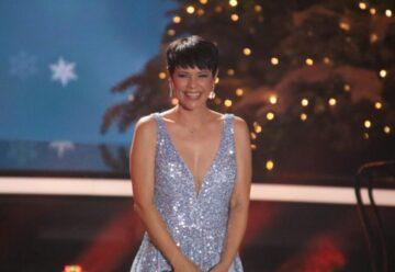 Francine Jordi bei 'Sing meinen Song'