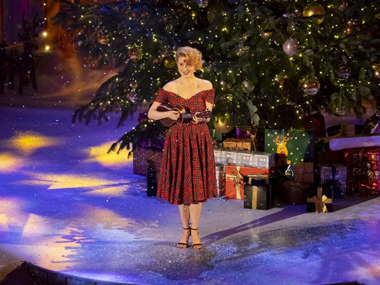 DAS ist das beliebteste Weihnachtslied der Stars!