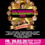 Plakat Schlagerparty