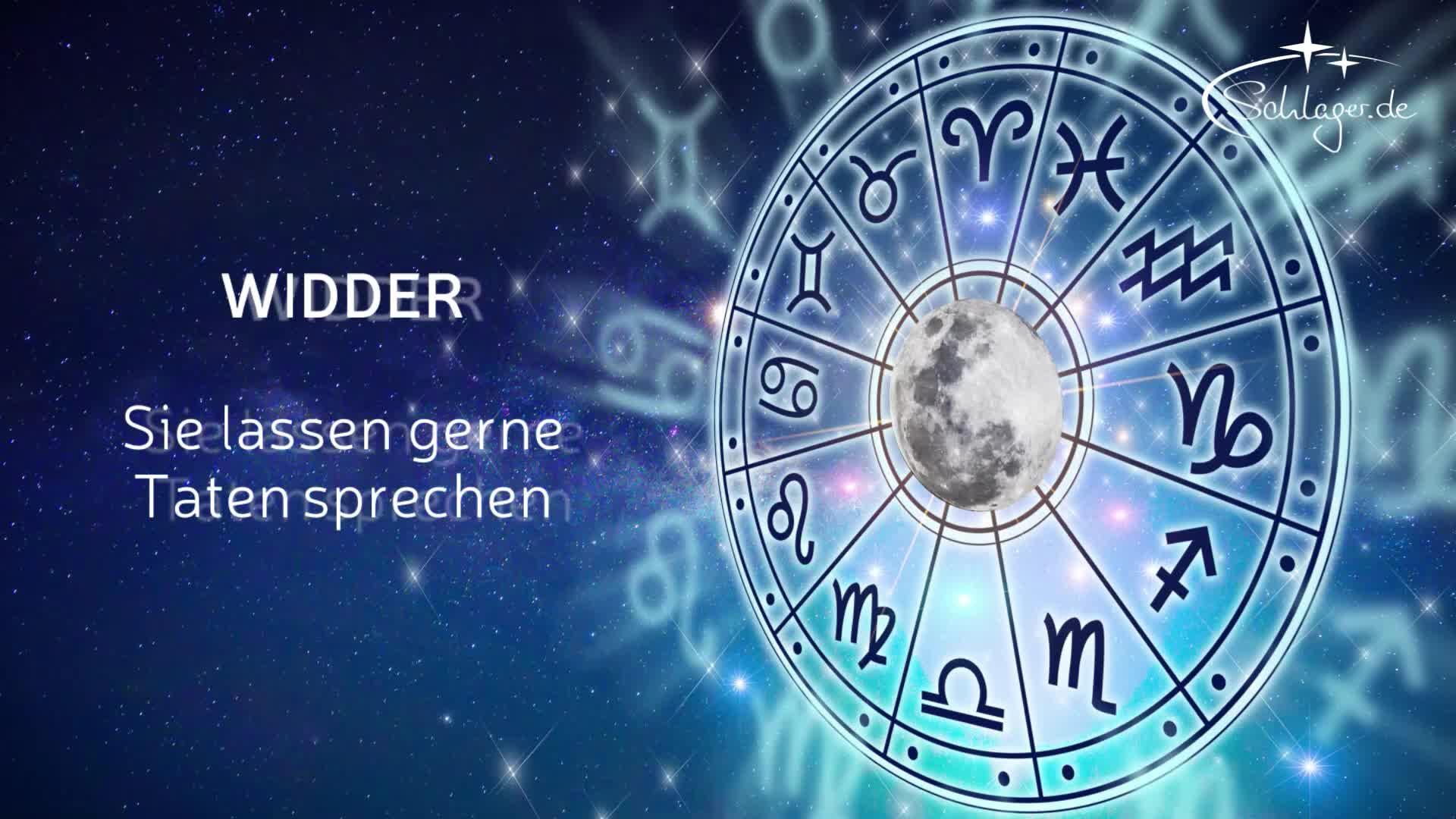 Horoskop Widder Web De