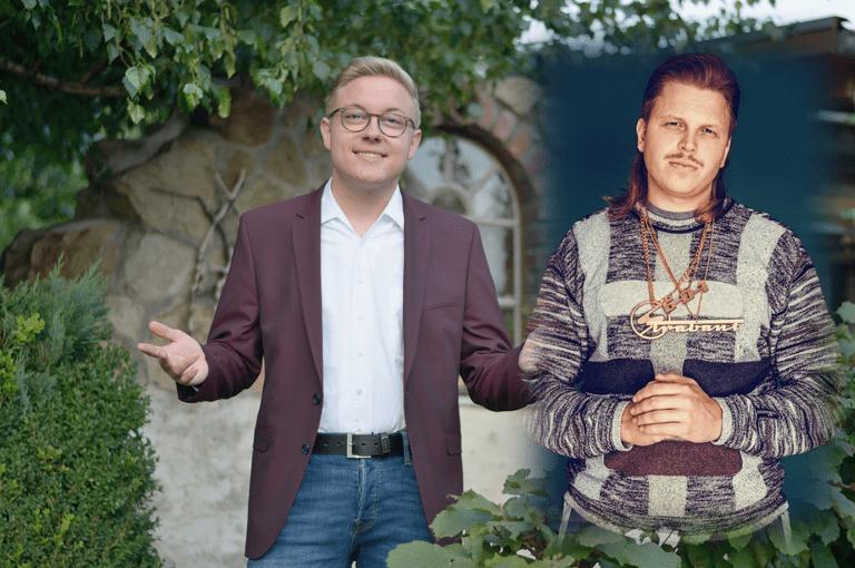 Finch Asozial: YouTube-Star feiert Schlager.de-Newcomer