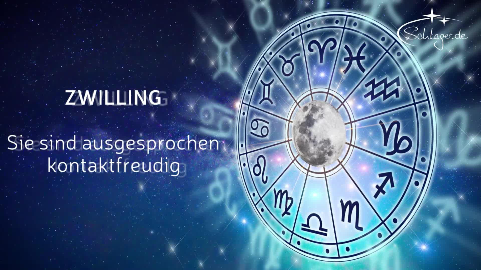 Web.De Horoskop Zwilling