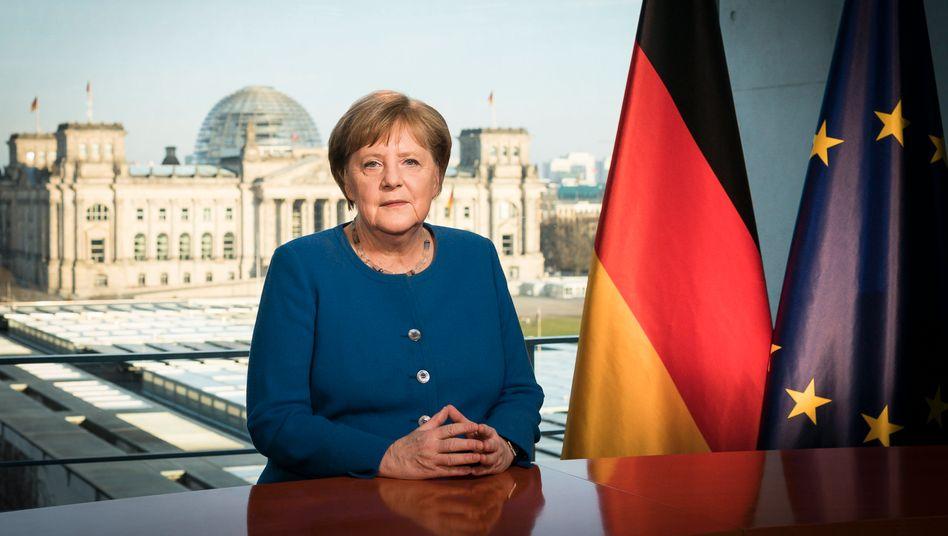 Rede Merkel Heute