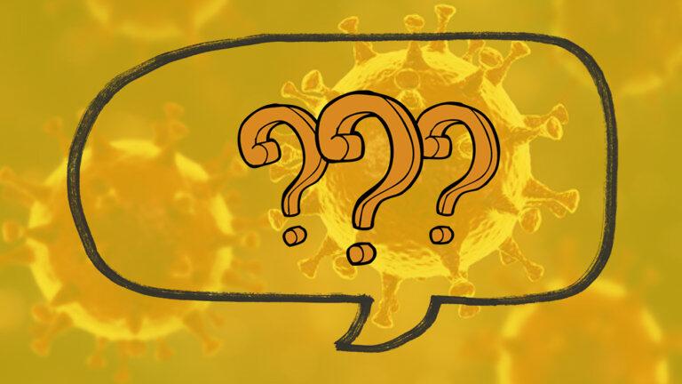 Corona-Lexikon: Was bedeuten Ausgangssperre, Quarantäne und Co.?